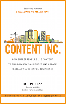Cover of Content Inc.